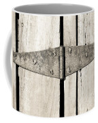 Rusty Hinge 2 Coffee Mug