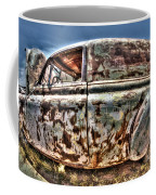 Rusty Old American Dreams - 4 Coffee Mug