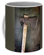 Rusty Old Axe Coffee Mug