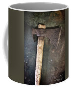 Rusty Old Axe Coffee Mug