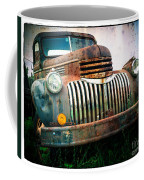 Rusty Old Chevy Pickup Coffee Mug