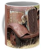 Rusty Old Chevy Coffee Mug