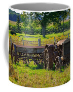 Rusty Old Mccormick Deering Tractor Coffee Mug