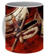 Rusty Old Spurs Coffee Mug