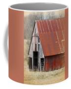 Rusty Ole Barn Coffee Mug