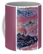 Rusty Pink Coffee Mug