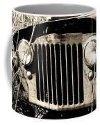 Rusty Relic - The Forgotten 02 Coffee Mug
