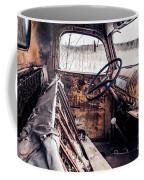 Rusty Relic Truck Coffee Mug