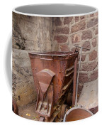 Rusty Ruins In Jerome Arizona Coffee Mug