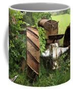 Rusty Tractor 1  Coffee Mug