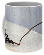 Rusty Twisted Metal II Coffee Mug