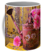 Rusty Watering Can Coffee Mug