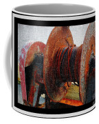 Rusty Winch  Coffee Mug