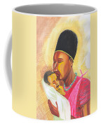 Rwandan Maternal Kiss Coffee Mug