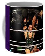 Ryback And Shield Coffee Mug