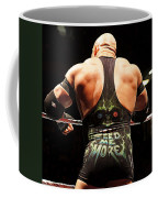 Ryback Feed Me More Coffee Mug