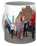 Rye Olympic Torch Relay Parade Coffee Mug
