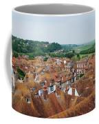 Rye Town Roofs Coffee Mug