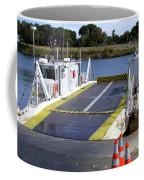 Ryer And Grand Island Ferry Coffee Mug