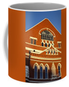 Ryman Auditorium Coffee Mug