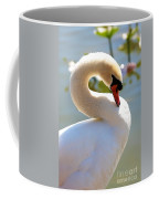 S Is For Swan Coffee Mug
