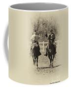 Saber Rattling Coffee Mug