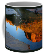 Sabino Canyon Reflection Coffee Mug