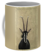 Sable Coffee Mug by James W Johnson