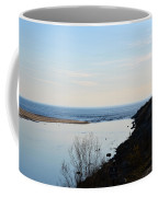 Sable Meets Lake Michigan Coffee Mug