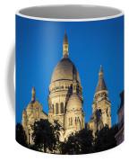 Sacre Coeur - Night View Coffee Mug