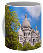 Sacre Coeur Basilica Paris France Coffee Mug