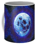 Sacred Feminine Blue Moon Coffee Mug