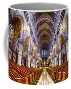 Sacred Heart Basilica Coffee Mug