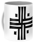 Sacred Roman Cross Coffee Mug