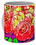 Sacred Roses Coffee Mug