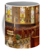 Sacred Space - Our Lady Of Mt. Carmel Church Coffee Mug