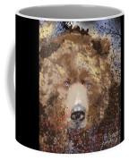 Sad Brown Bear Coffee Mug
