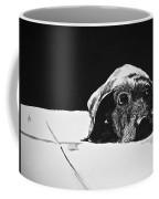 Sad Dog Coffee Mug