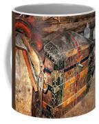 Saddle And Chest Coffee Mug