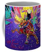 Saddle Bronc Coffee Mug
