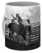 Saddle Bronc Riding Coffee Mug