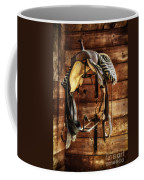 Saddle Coffee Mug