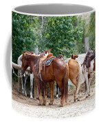 Saddled Coffee Mug