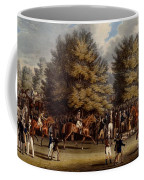 Saddling In The Warren, Print Made Coffee Mug