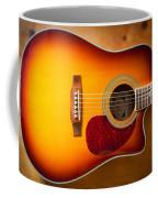 Saehan Guitar Body Coffee Mug