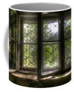 Safe Window Coffee Mug