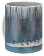 Safehaven   Indiana   Winter Coffee Mug
