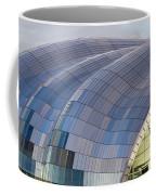 Sage Gateshead Roof Close Up Coffee Mug