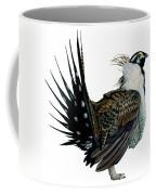 Sage Grouse  Coffee Mug