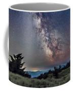 Sagittarius Over Sagebrush Coffee Mug